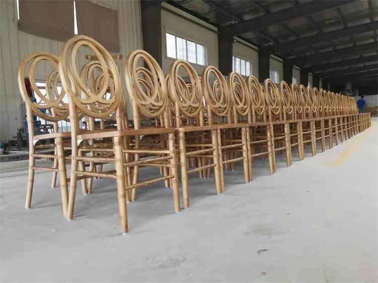 gold wood phoenix chair manufacturer