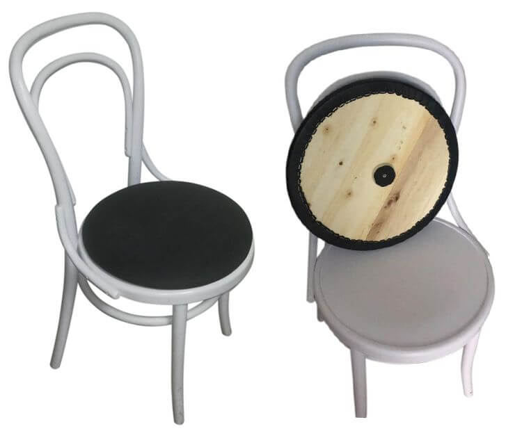 pads for thonet chairs