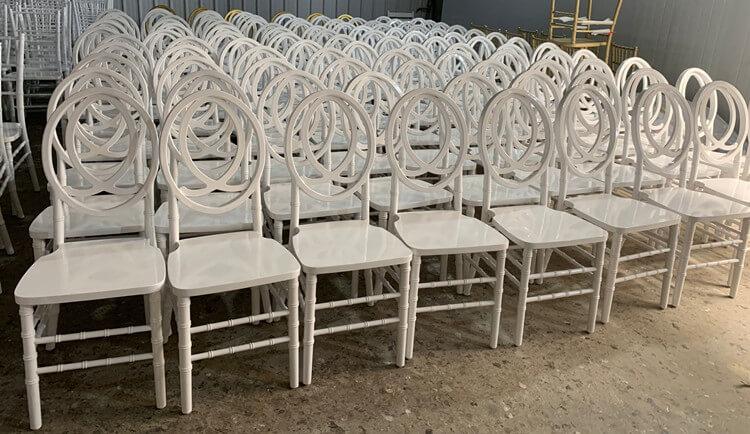 white wood phoenix chairs
