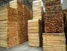 rubber wood material