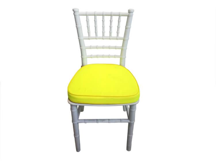 soft cushion for child chiavari chairs