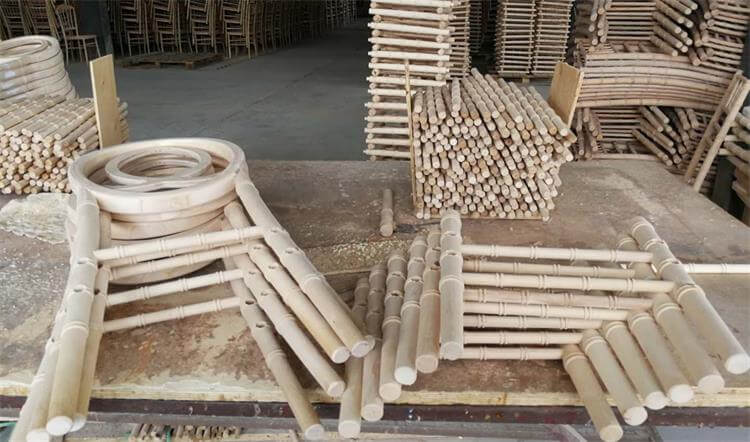 spare parts of wooden phoenix chairs