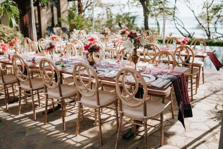white stone phoenix chairs