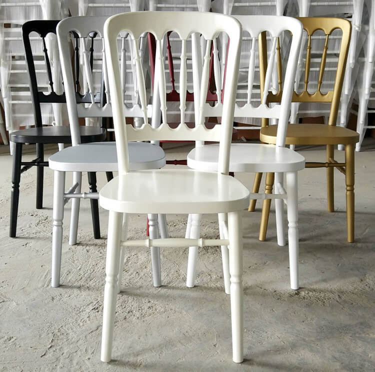 white castle chairs