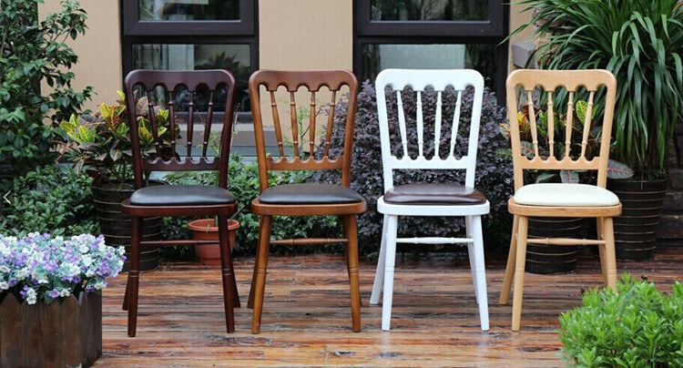Chateau Dining Chairs factory