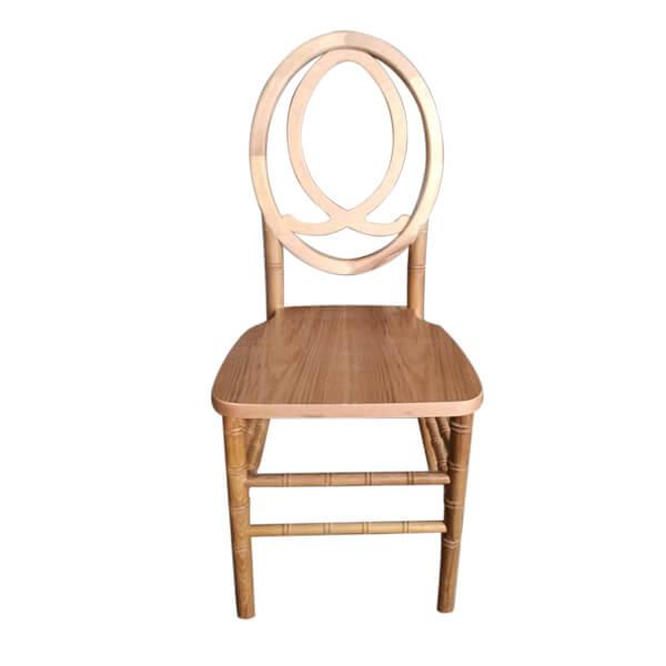 wooden phoenix chair natural