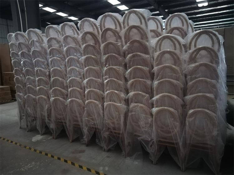 wooden phoenix chairs packing