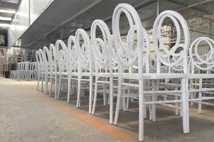 wooden phoenix chairs white