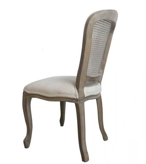 Rattan Back Louis Chairs Supplier