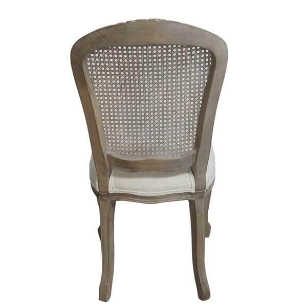 Rattan back louis chairs manufacturer