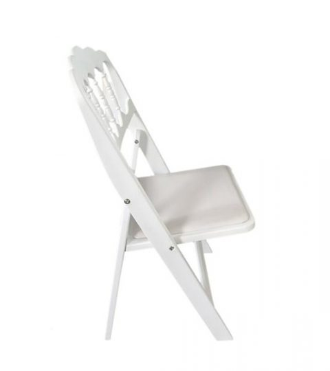 White Folding Chairs Wholesale