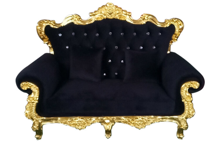 2 people seats of Royal chair