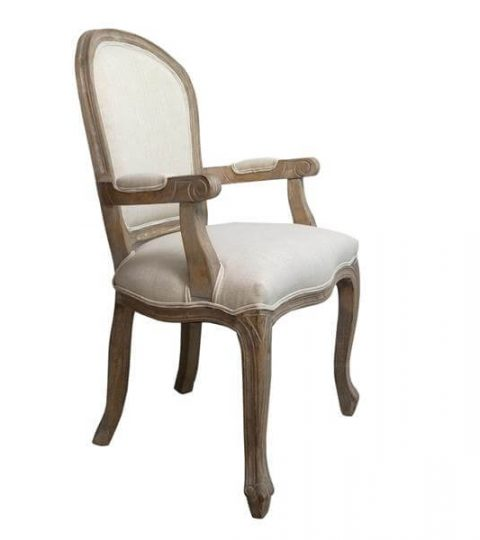 Wooden Louis Chairs 9