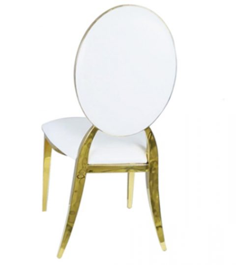 Gold Metal Chair Wholesale