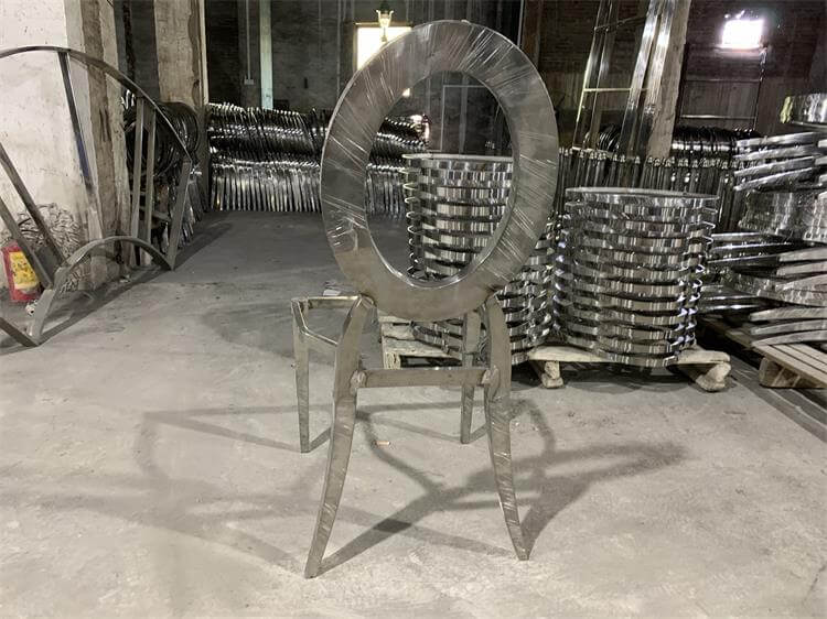 Iron Dining Chairs Manufacturer