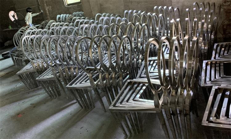 Stainless Steel Chair Manufacturers