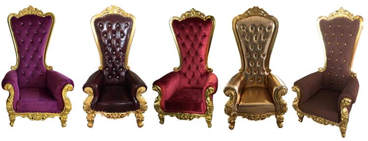 King Throne Chair manufacturer