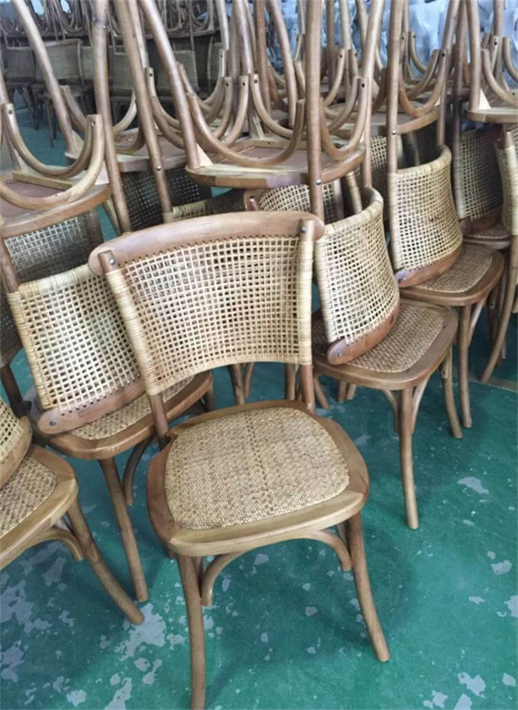 natural rattan seats chairs