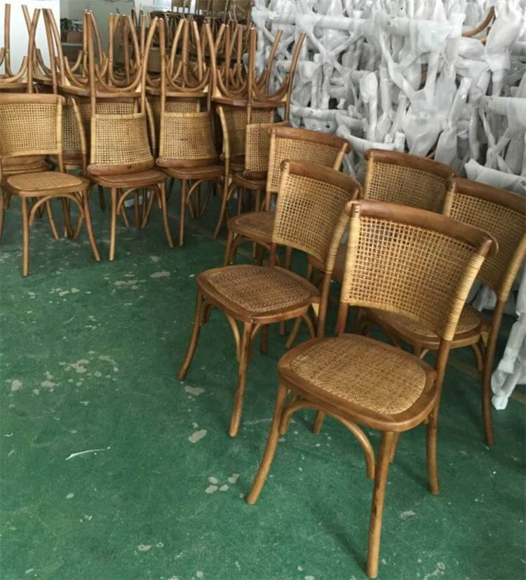 Rattan Cane Back Chairs Manufacturer