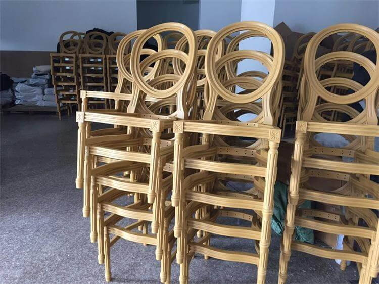 Gold Louis XV Chairs Wholesaler