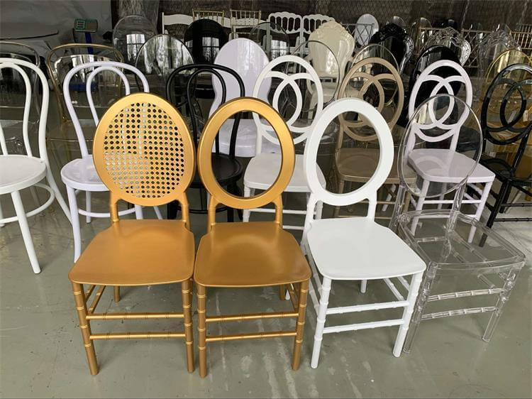 Round Back Chair Price
