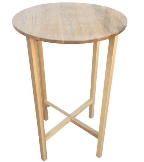 Wood Round Bar Tables