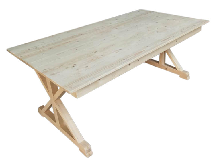 Wholesale Farm Table Pricing