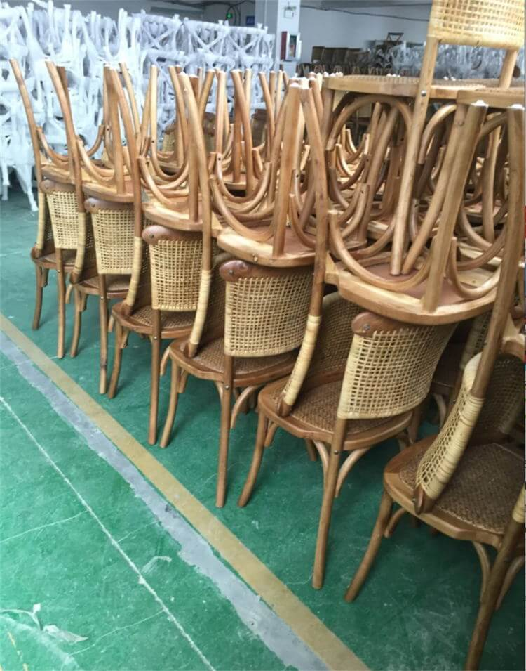 Natural Cane Back Chairs Manufacturer