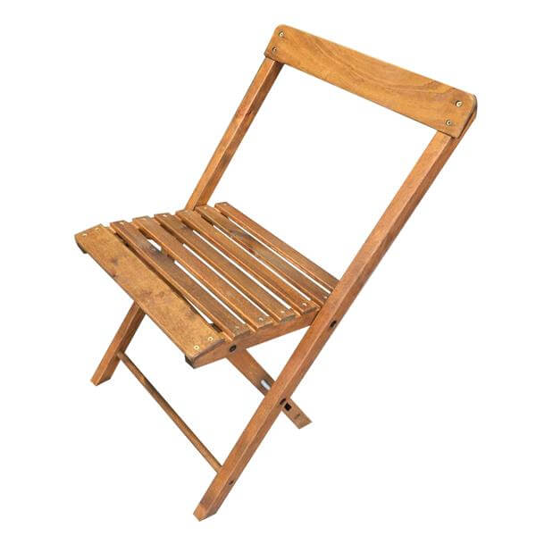 antique 1945 folding chairs