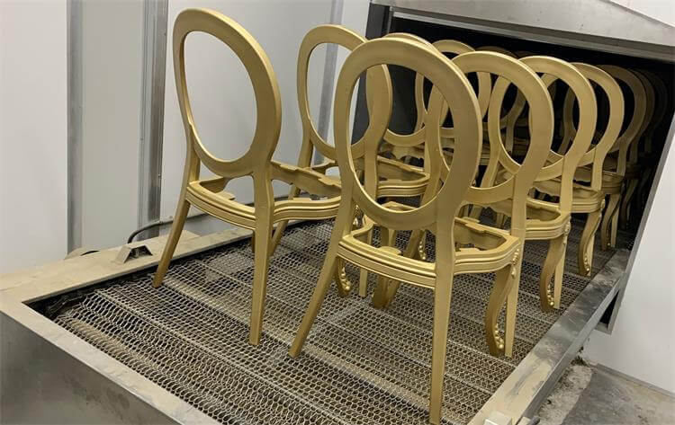 bulk resin louis chairs