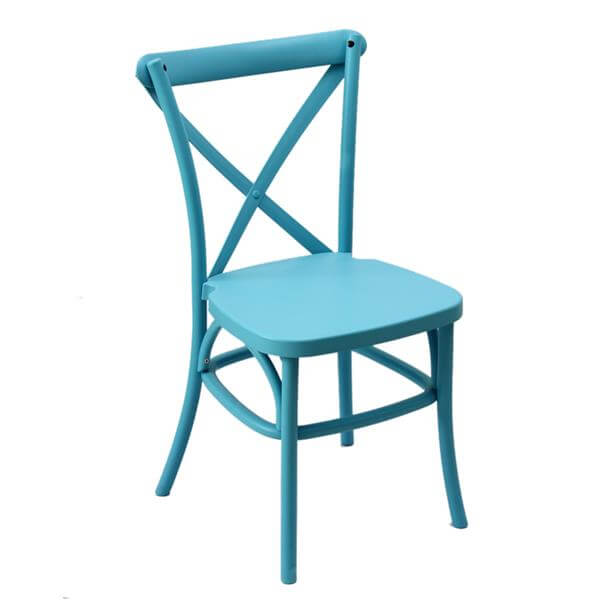 crossback chairs resin