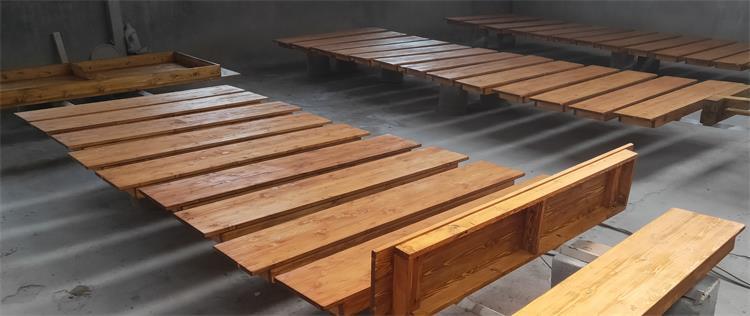 Farm Bench Manufacturer painting work