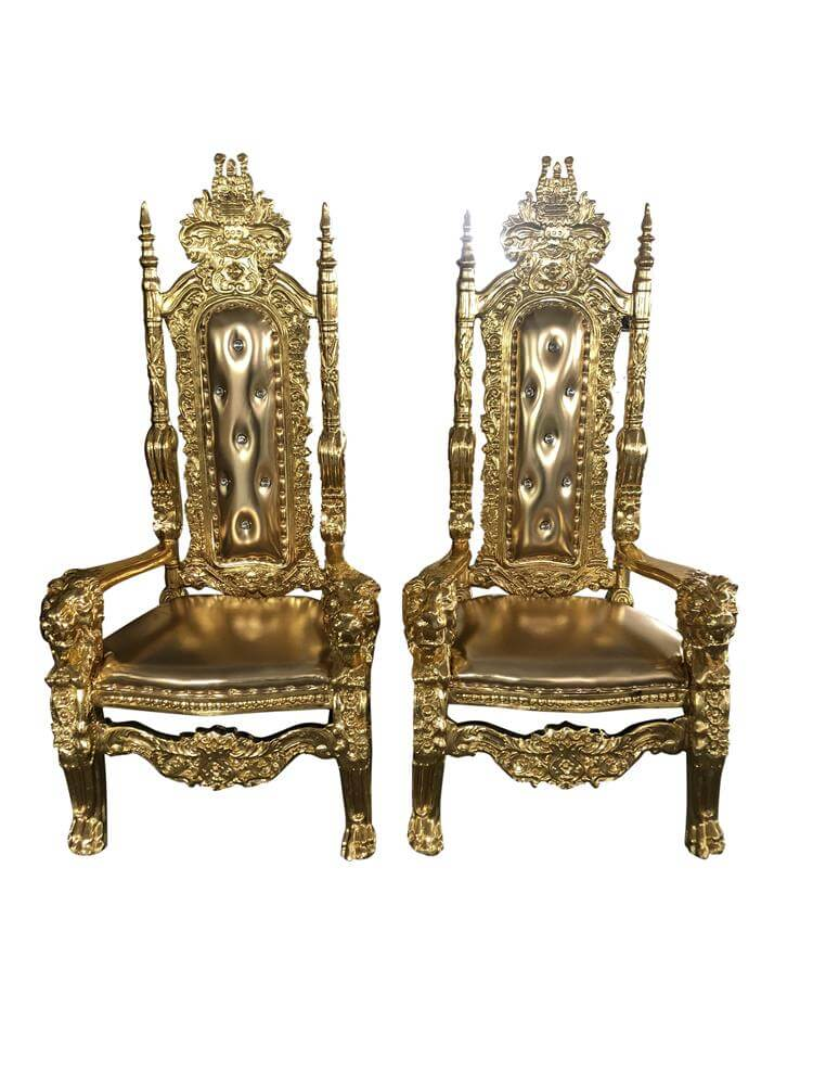 gold king chairs wholesale