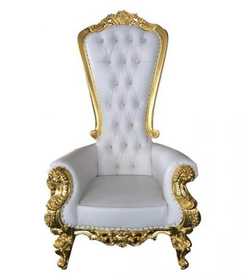 Gold Wedding Throne Chairs Wholesale