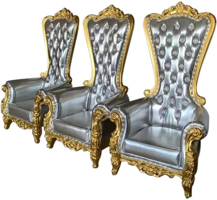 king throne chair factory