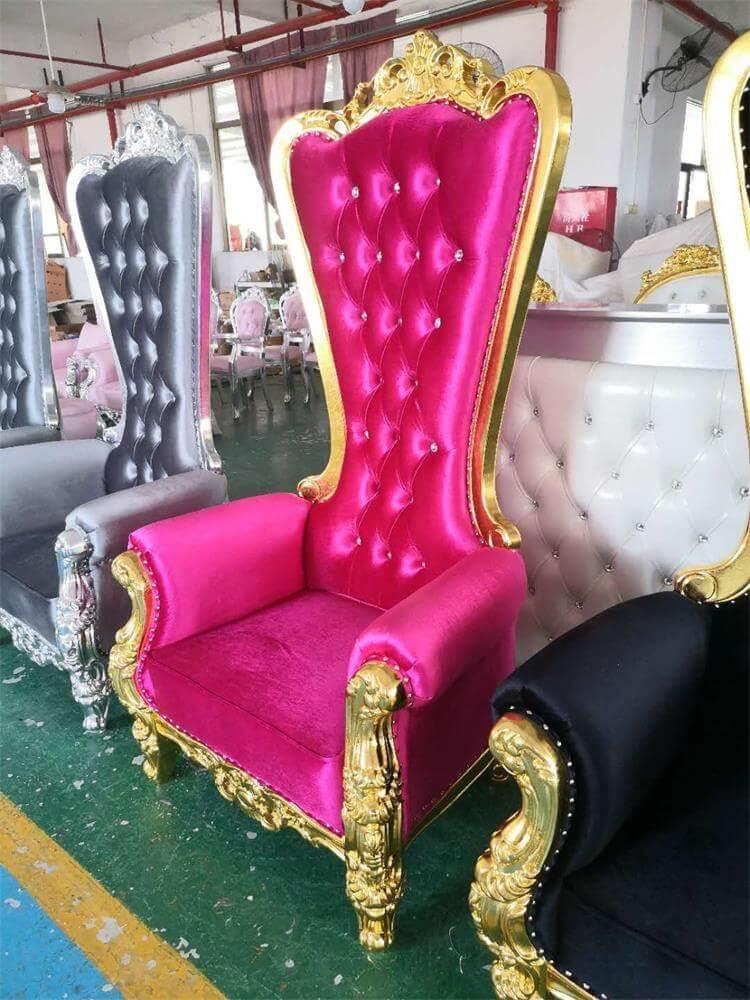 king throne chair