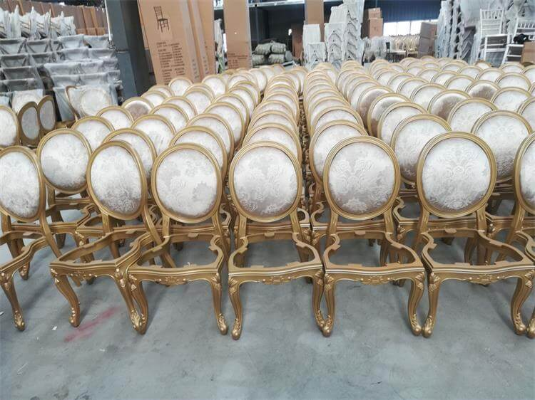 louis chairs mass production
