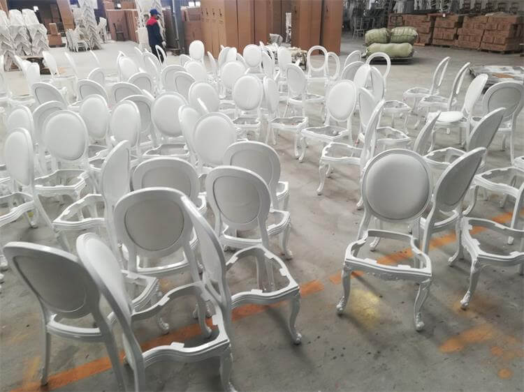 louis chairs resin manufacturer