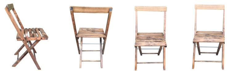 natural oak folding chairs manufacturer
