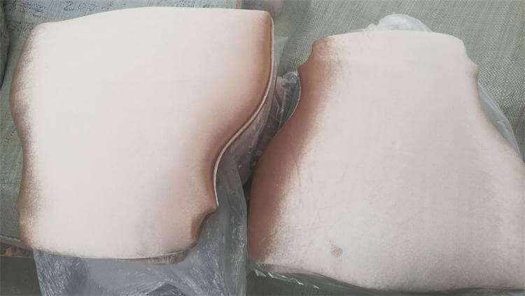 pads for resin louis chairs