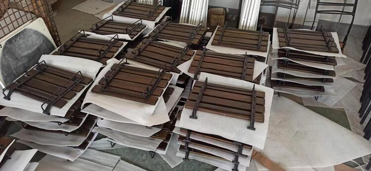 slat folding chair bulk