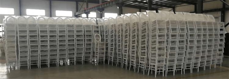 white diamond chiavari chair