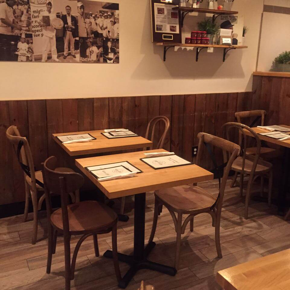 Restaurants Cross Back Chairs