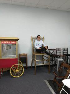 high quality wooden chiavari chair