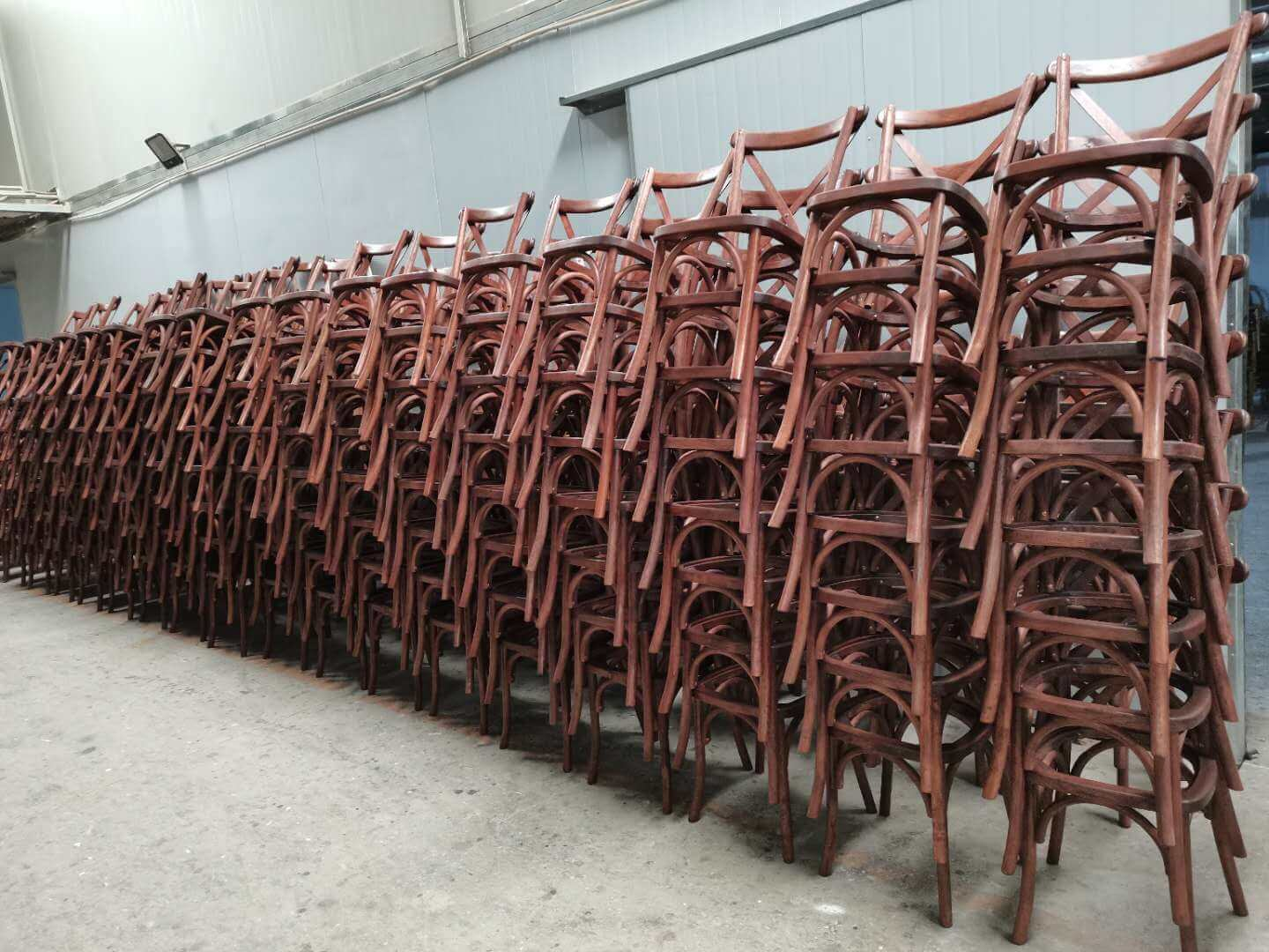 Cross Back Chairs Manufacturer