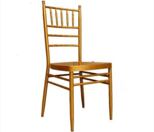 metal chiavari chair