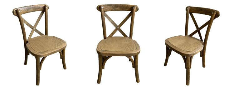 Wholesale Cross Back Chairs