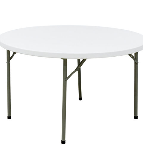 Plastic Round Banquet Table