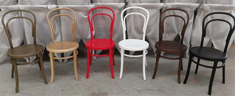 14 thonet chair