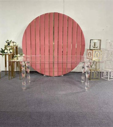 Clear Tables Wholesale